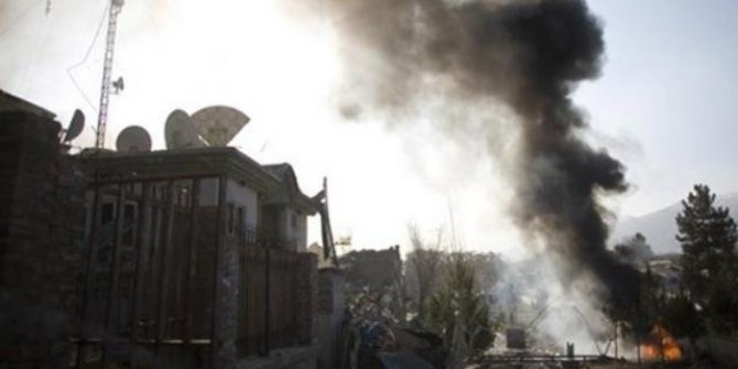 Afganistan'da bombalı saldırıda 11 kişi yaşamını yitirdi