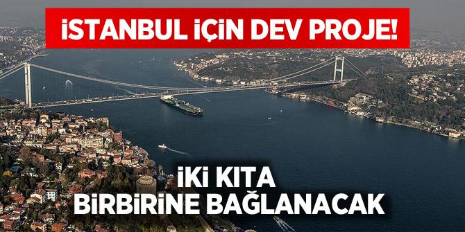 İstanbul için dev proje!