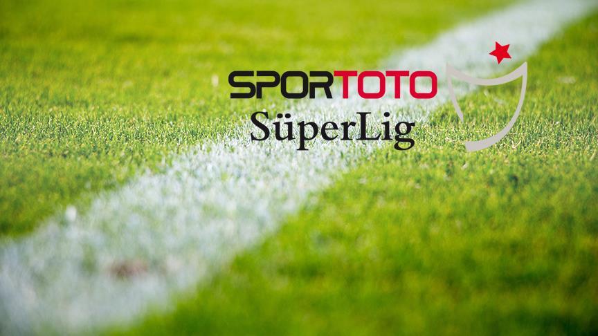 Süper Lig'de haftanın sonuçları ve gelecek haftanın programı!