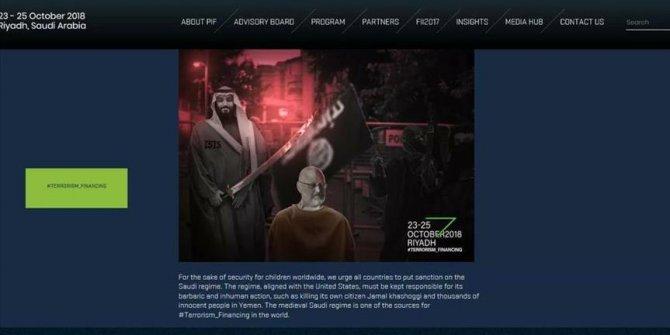 """""""Çöldeki Davos"""" konferans sitesi hacklendi!"""