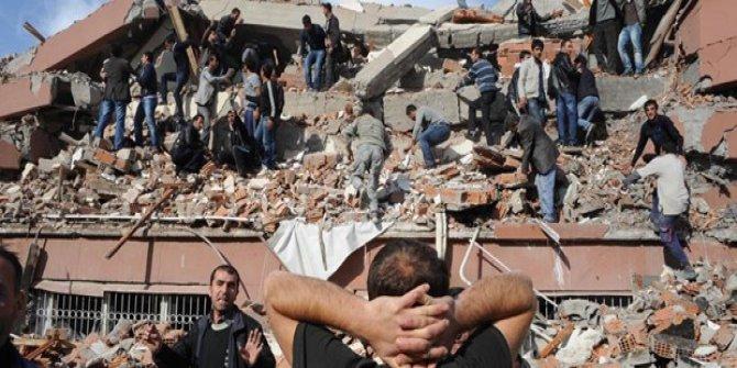 Van Depremi'nin 7'nci yılı: Geriye kalan mahzun bakışlar....