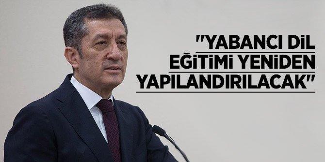 Bakanı Selçuk'tan yeni müfredat açıklaması