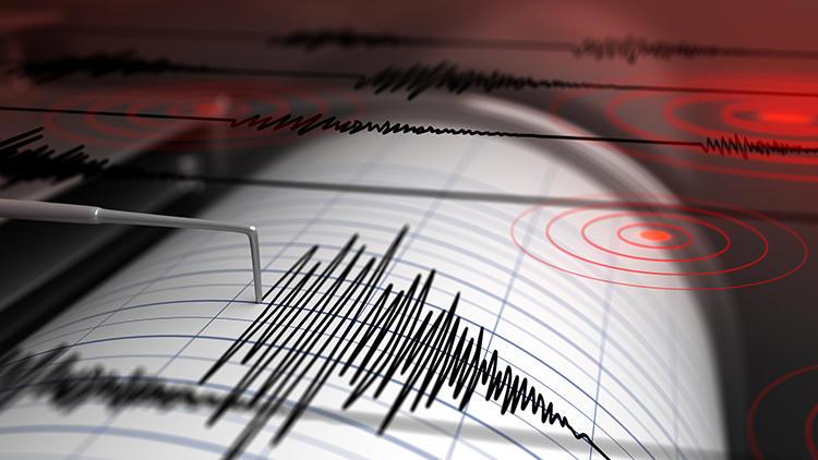 Son Dakika...Ege Denizi'nde deprem!