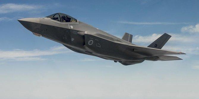 F-35 Savaş Uçağı artık Eskişehir'de!
