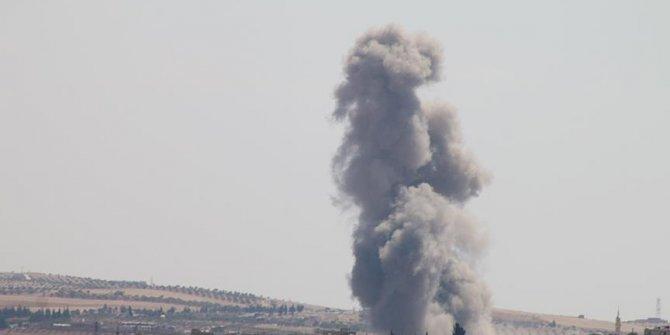 Esed rejimi İdlib'teki saldırılarını sürdürüyor