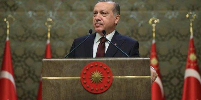 Erdoğandan yeni görev dağılımı