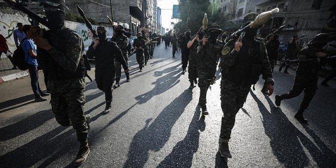 Filistinli gruplardan sivil halkın öldürülmesine tepki