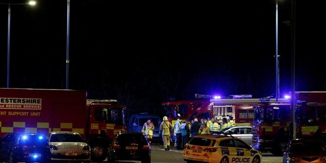 Leicester City'nin sahibinin helikopteri düştü!
