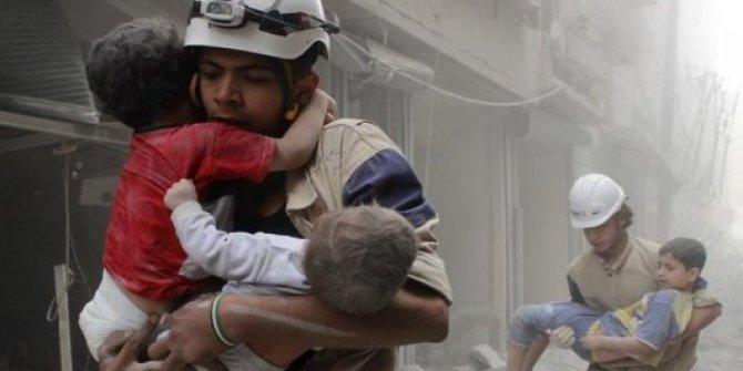 Suriye'deki Esad zulmünün kurtarıcı melekleri: Beyaz Baretliler