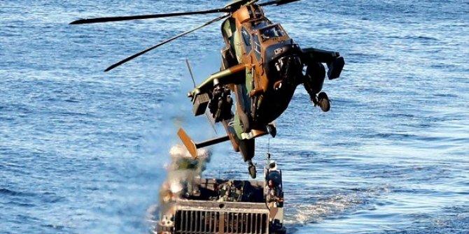 NATO'dan  'Trident Juncture 18' tatbikatı Norveç'te başladı!