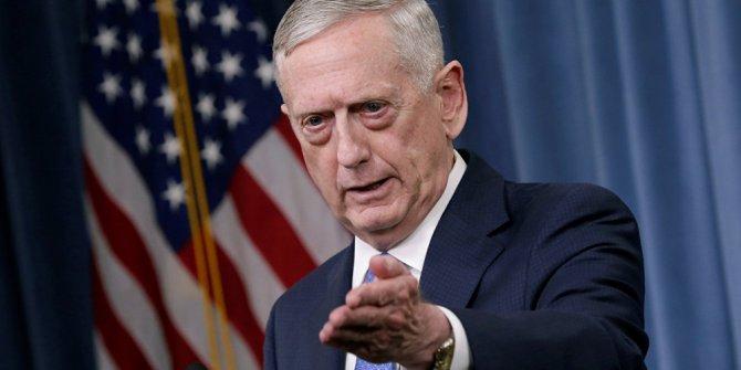 Bakan James Mattis'den, 30 gün içinde Yemen'de ateşkes sağlanma çağrısı!