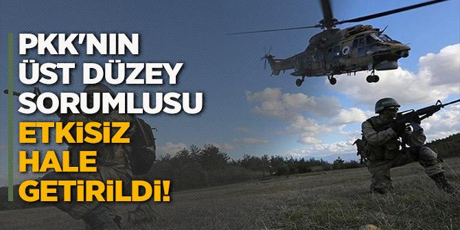 PKK'ya büyük darbe! 9 terörist etkisiz hale getirildi