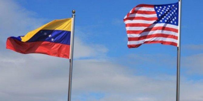 ABD Hazine Bakanlığına Venezuela'nın altın sektörüne yaptırım getirilmesi talimatını verdi.!