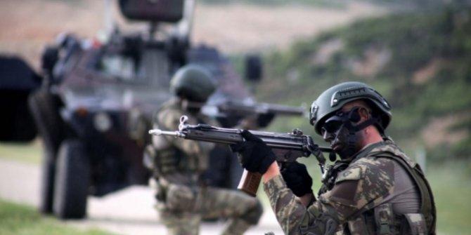 PKK'ya ağır darbe! 124 terörist etkisiz hale getirildi