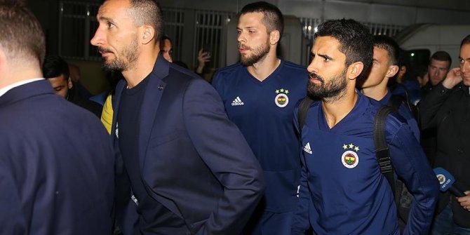 Fenerbahçeli futbolculardan taziye ziyareti!