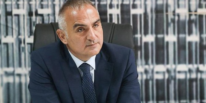 Kültür ve Turizm Bakanı Ersoy:'Kaçak yapıların nasıl yıkıldığını hep beraber göreceğiz'