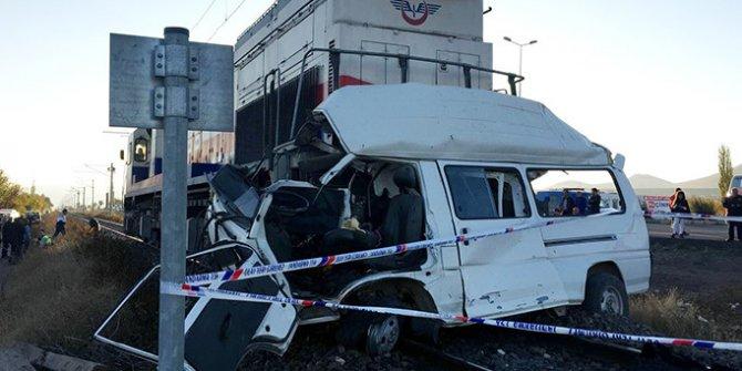 Kayseri'de feci kaza! 2 ölü
