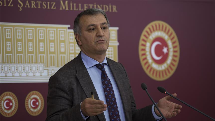 HDP Gaziantep Milletvekili Toğrul'a hapis cezası