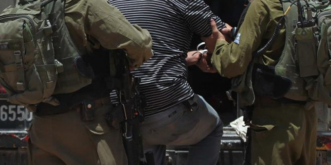 İsrail, Filistinli milletvekilini gözaltına aldı!