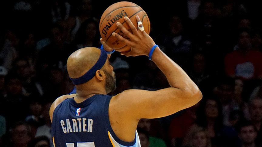 NBA'in yıllara meydan okuyan yıldızı Vince Carter