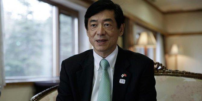 'Japon yatırımcıları Türkiye'ye gelmeleri için teşvik ediyorum'