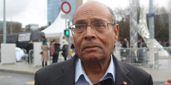 Eski Tunus Cumhurbaşkanı Munsif el-Merzuki: Bu krizin artık bitmesi lazım