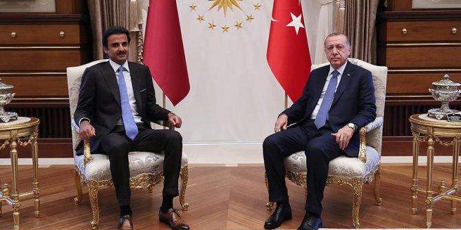 Son Dakika...Katar Emiri Türkiye'ye geliyor