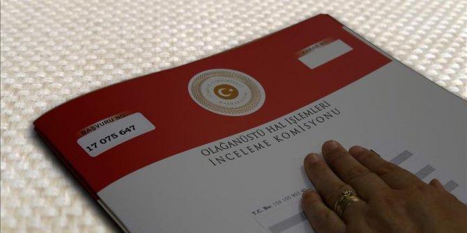 OHAL Komisyonu 42 bin başvuruyu karara bağladı