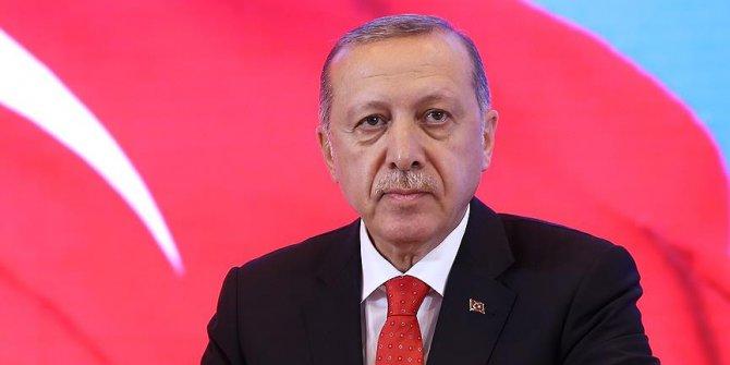 Başkan Erdoğan'dan 10 Kasım mesajı!