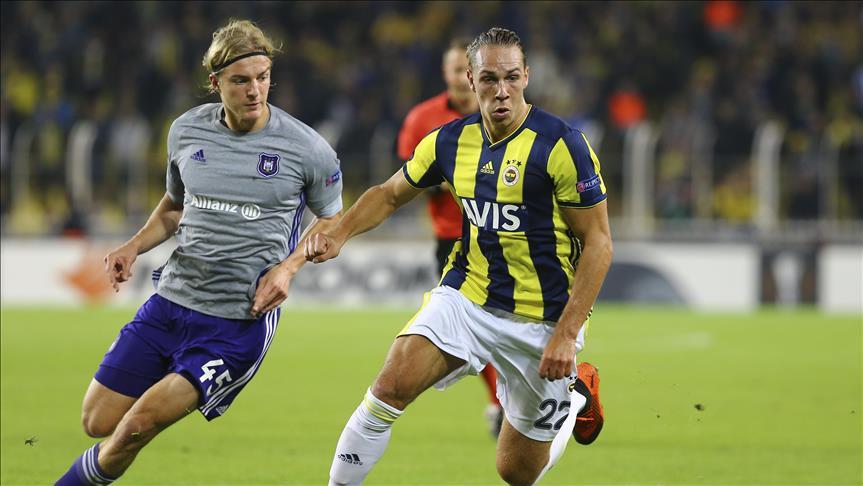 Fenerbahçe-Anderlecht maçı Belçika basınında