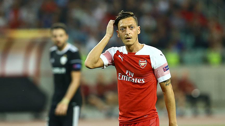 'Mesut Özil için daha çok şey yapmalıydık'