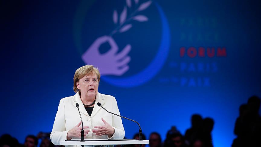 Merkel: Yemen'de dünyadaki en büyük insani felaket yaşanıyor