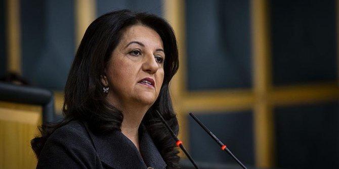HDP Eş Genel Başkanı Buldan hakkında fezleke