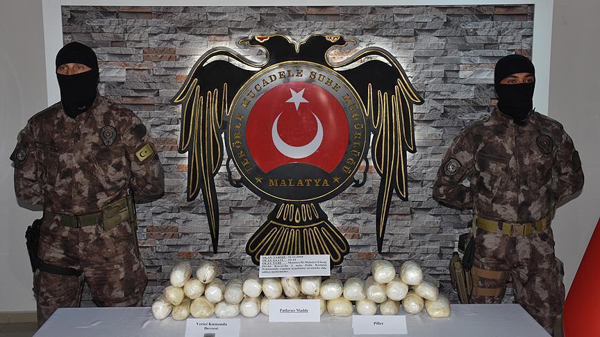 Malatya'dan sonra Çankırı ve Antalya'da da patlayıcı ele geçirildi