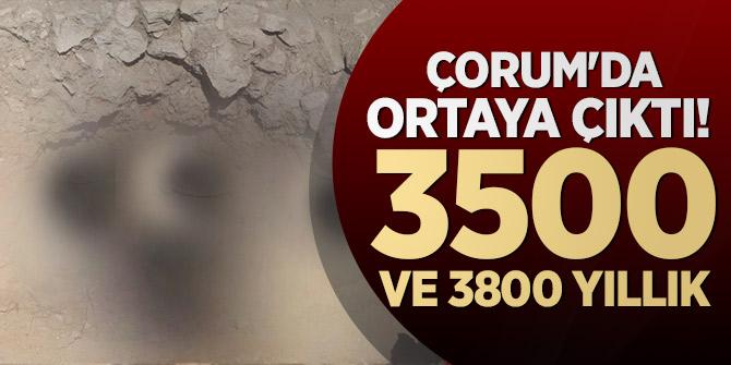 Hattuşa'da 3800 yıllık küpler ortaya çıktı
