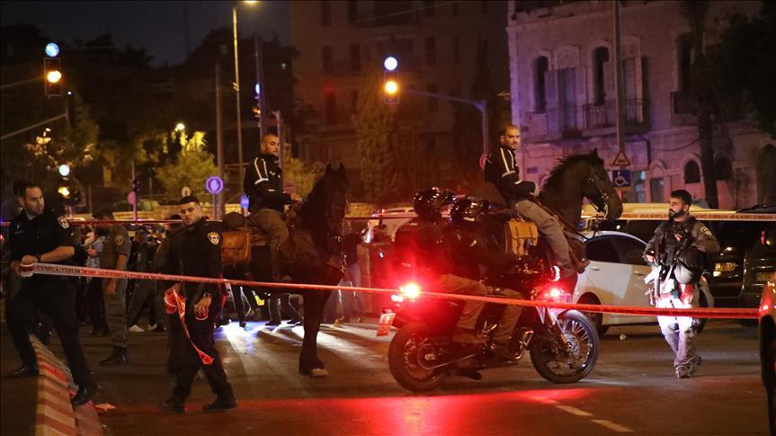 Doğu Kudüs'te bıçaklı saldırı iddiası