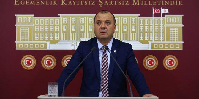 CHP'li Milletvekil'ne Suç Duyurusu