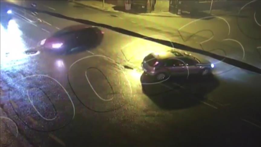 Kahramanmaraş'ta 'drift' yapan sürücüye 5 bin 10 lira ceza