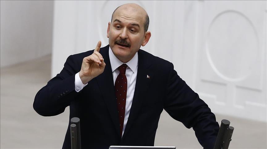 Afrin ile ilgili 'işgal' dedi! İçişleri Bakanı Soylu'dan çok sert tepki...