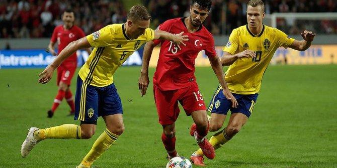 A Milli Futbol Takımı İsveç'i Ağırlayacak