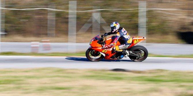 Moto3 Tarihinin En Genç Yarışçısı: Can Öncü