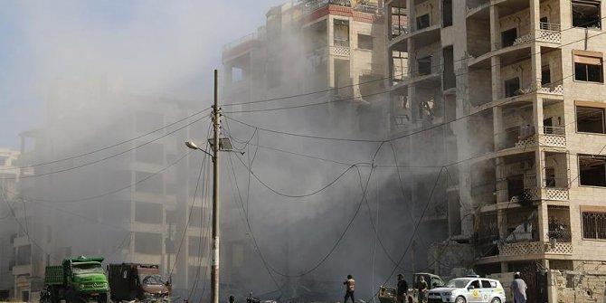 Esed Rejimi saldırılara devam ediyor