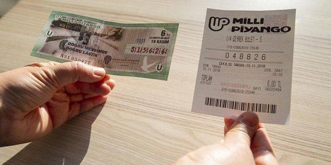 Milli Piyango Biletleri Yenileniyor