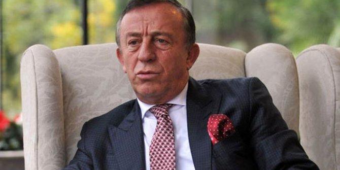 İşadamı Ali Ağaoğlu adliyede!