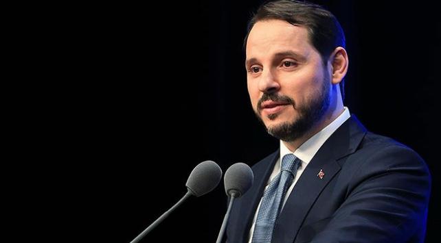Hazine ve Maliye Bakanı Albayrak'tan ekonomi açıklaması