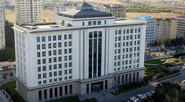 AK Parti aday adaylığı başvurusu gece saat 24'e kadar uzatıldı