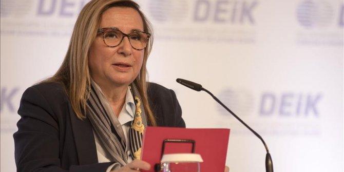 Bakan Pekcan: 35 yeni noktada Türk Ticaret Merkezi kuracağız