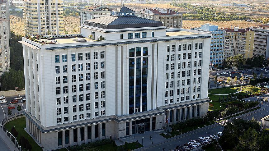 AK Parti'ye 7 bin 180 kişi belediye başkanlığı aday adaylığı başvurusu yaptı