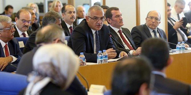 Bakan Ersoy: Seyahat acentelerine bütçeden ödenek ayrıldı