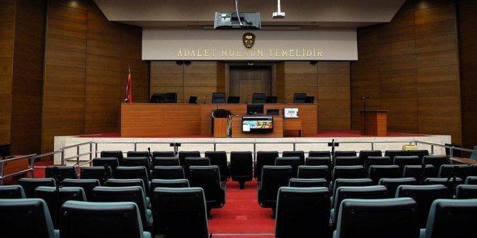 FETÖ'nün Yargıtay grup sorumlusuna hapis istemi davası!